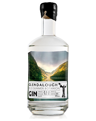 Glendalough Distillery Seasonal Gin  Summer 2016 bottle Botanical Gin 700mL