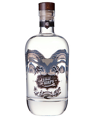 Billy Goat's Gin Gin 700mL case of 6 Dry Gin