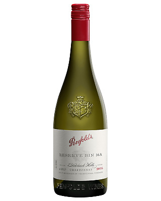 Penfolds Reserve Bin A Chardonnay 2016 case of 6 Dry White Wine 750mL