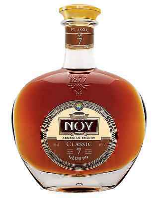 Noy Classic 7 Year Old Armenian Brandy 700mL bottle