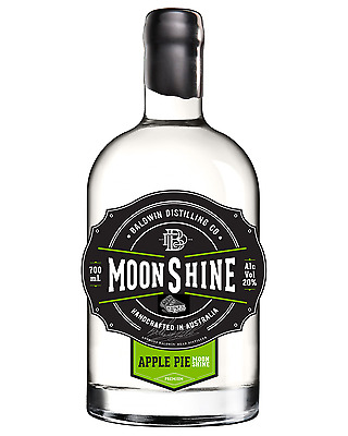 Baldwin Distilling Co. Apple Pie Moonshine 700mL bottle