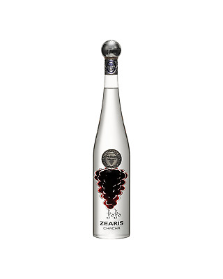 Zearis Saperavi Chacha 330ml bottle Grape Vodka/Brandy Premium Brandy