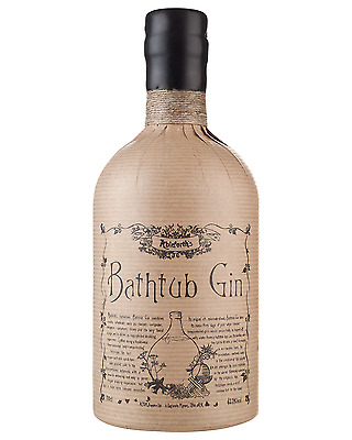 Ableforths Bathtub Gin 700mL case of 6