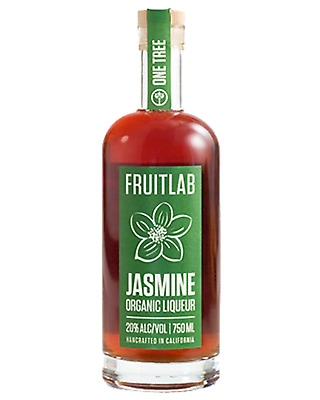 FruitLab Organic Jasmine Liqueur 750mL bottle Fruit Liqueurs