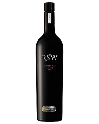 Wirra Wirra RSW Shiraz 2010 bottle Dry Red Wine 750mL McLaren Vale