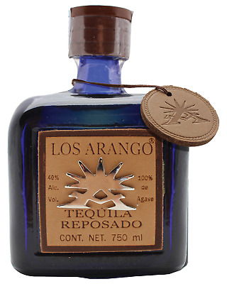 Los Arango Reposado Tequila 750mL bottle