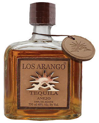 Los Arango Anjeo Tequila 750mL bottle Anejo
