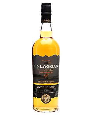 Finlaggan Cask Strength Whisky 700mL bottle Scotch Whisky Single Malt Islay