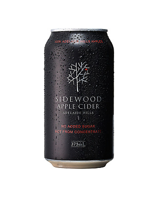 Sidewood Apple Cider Cans 375mL case of 30