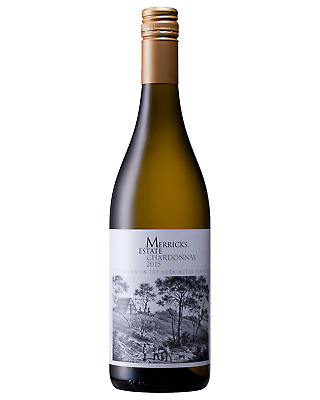 Merricks Estate Chardonnay case of 12 Dry White Wine 750mL Mornington Peninsula