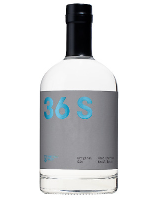 36 Short tGin 500mL case of 6 Gin Dry Gin