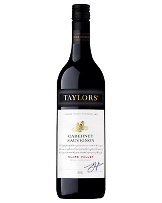 Taylors Estate  Cabernet Sauvignon 2010 case of 6 Dry Red Wine 750mL