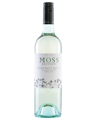Moss Brothers Sauvignon Blanc Semillon 2016 case of 12 Dry White Wine 750mL