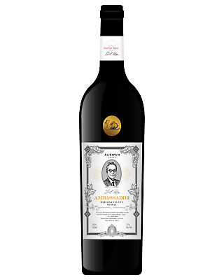 Auswan Creek Ambassador Shiraz 2015 bottle Dry Red Wine 750mL Barossa Valley