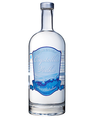 Ironbark Distillery Crystallus Vodka 1L bottle 1000mL Sydney