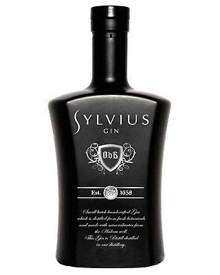 Sylvius Gin 700mL bottle London Dry Gin Schiedam