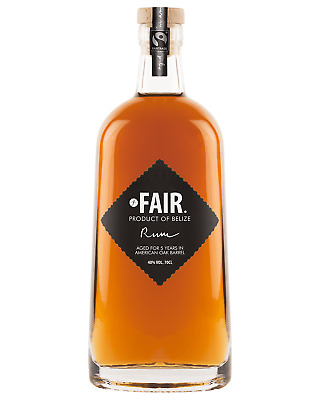 Fair Rum 700mL case of 6 Dark Rum