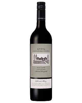 Wynns V&A Lane Cabernet Shiraz 2015 case of 6 Dry Red Wine 750mL Coonawarra