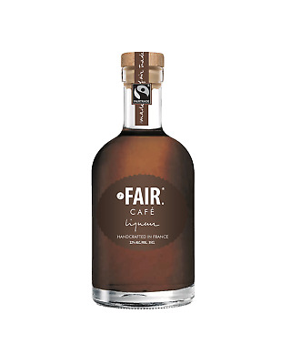 FAIR Cafe Coffee Liquor 350mL case of 6 Coffee Liqueur Coffee Liqueurs