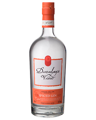Darnley's View Spiced Gin 700mL case of 6
