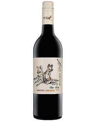Painted Wolf Wines The Den Cabernet Sauvignon 2015 case of 6 Dry Red Wine 750mL