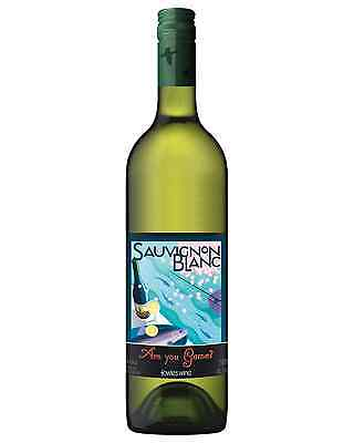 Fowles Wine Are You Game? Sauvignon Blanc case of 12 Dry White 750mL