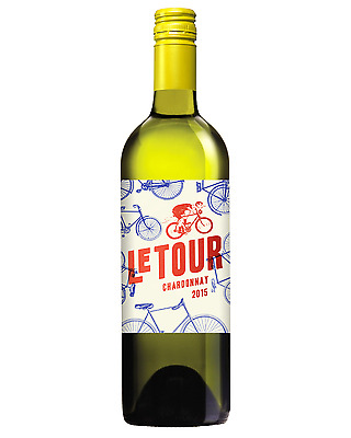 Le Tour  Chardonnay case of 6 Dry White Wine 750mL