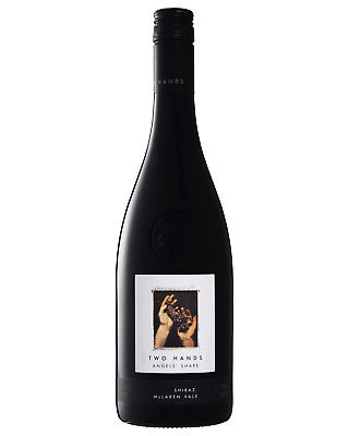 Two Hands Angels' Share Shiraz 2012 case of 12 Dry Red Wine 750mL McLaren Vale