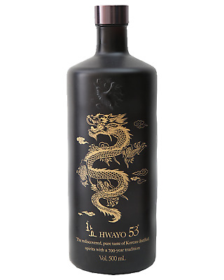 Hwayo Soju 53 bottle Sake 500mL