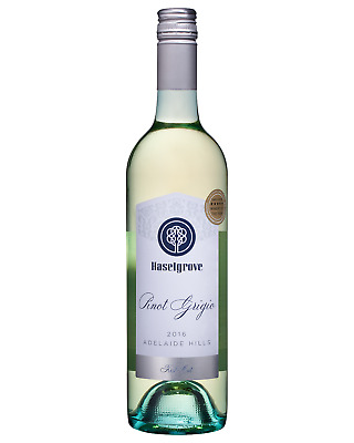 Haselgrove First Cut Pinot Grigio 2016 case of 12 Dry White Wine 750mL
