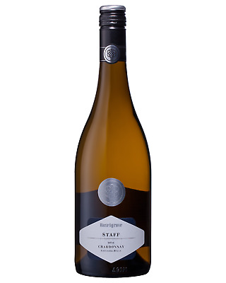 Haselgrove Origin Staff Chardonnay 2016 case of 6 Dry White Wine 750mL