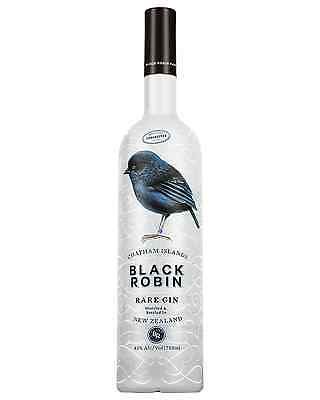 Black Robin Rare Gin 750mL bottle Tauranga