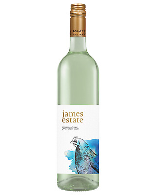 James Estate Chardonnay 2016 case of 6 Dry White Wine 750mL Hunter Valley