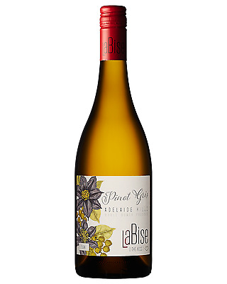 La Bise Adelaide Hills Pinot Gris 2017 case of 6 Dry White Wine 750mL