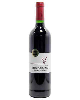 Vondeling Cabernet Sauvignon 2012 case of 6 Dry Red Wine 750mL