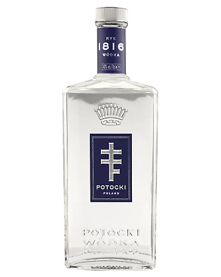 Potocki Polish Rye Vodka 700mL bottle