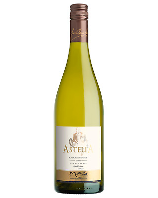 Astelia  Chardonnay case of 6 Dry White Wine 750mL
