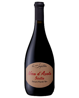 Poletti Nero Davola IGT 2016 case of 6 Red Wine Dry Red 750mL