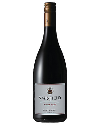 Amisfield Pinot Noir case of 6 Dry Red Wine 750mL Central Otago