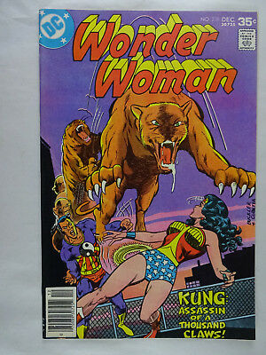 Wonder Woman #238    High Grade  VF+   Sandman    Jose Delbo