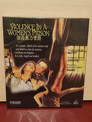 Violence In A Women's Prision - VCD - Chinese Subtitles - NEW SEALED