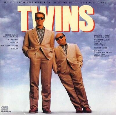 LP Philip Bailey/Little Richard, The Spinners, 2 Live Crew... Twins (Music From
