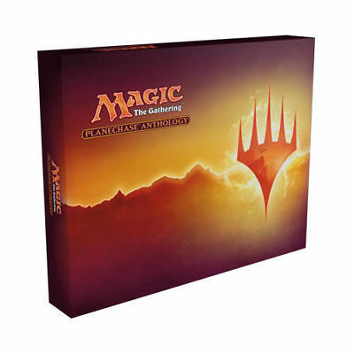2016 Magic the Gathering MTG Planechase Anthology Factory Sealed Box Set