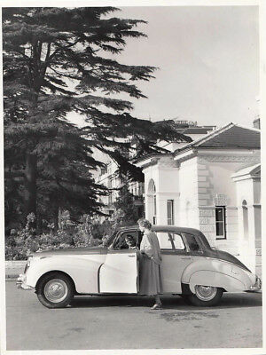 "Armstrong Siddeley Star Sapphire ""6"" Light Saloon, Period Photograph."