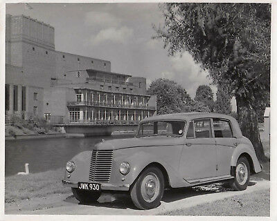 ARMSTRONG SIDDELEY FOUR DOOR SALOON, REG No.JWK 930, PERIOD PHOTOGRAPH.
