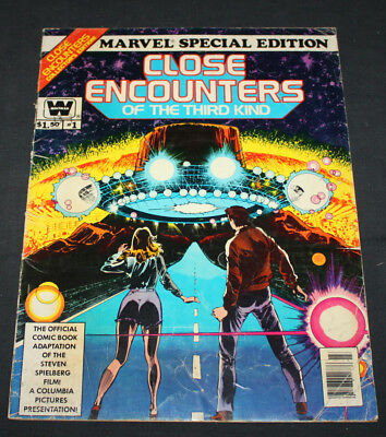 Marvel Special Edition Featuring Close Encounters Of The Third Kind #3 (1978)
