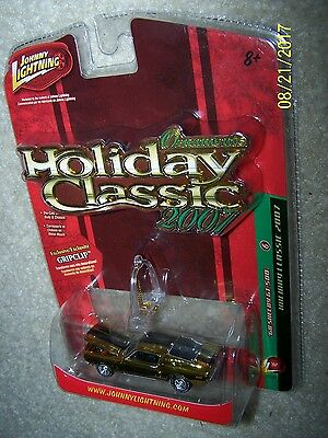 Johnny Lightning 2007 Holiday Classic '68 Shelby GT-500 Mint on Card