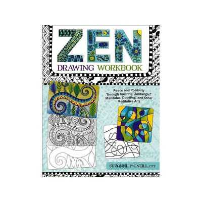 Design Originals Zen Drawing Workbook Book