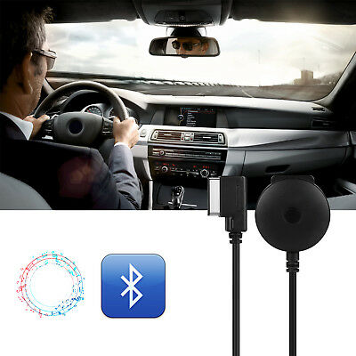 Wireless Bluetooth V4.0 USB Adapter Music Audio Cable For Audi AMI MMI MDI Car