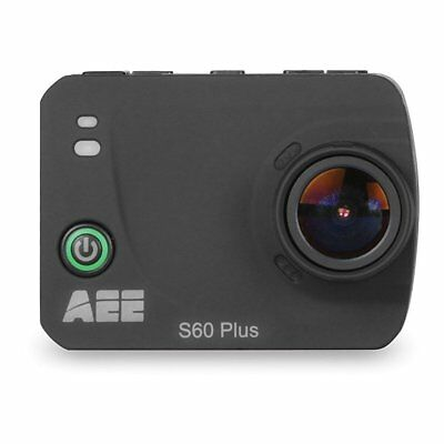 AEE Technology S60 Plus 1080P 60FPS 16MP HD LCD TFT Display Wifi Time Lapse with